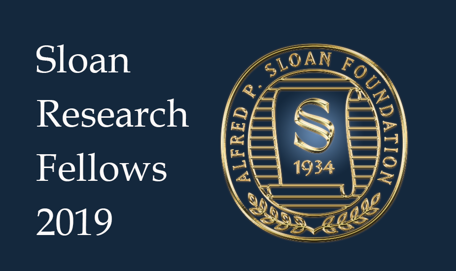 Sloan Research Fellowships